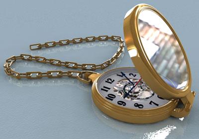Relógio - 3dsmax
